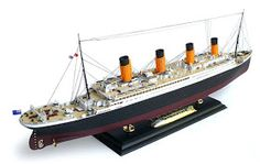 """Here are some more images of Academy's scale R. From Wikipedia"""" RMS Titanic was a British passenger liner. Hobbies For Women, Hobbies That Make Money, Boat Building, Model Building, Canadian Models, Cheap Cruises, Jon Boat, Spa Deals, Best Disney Movies"""
