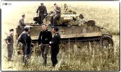 A Panzer VI 'Tiger' (Tactical Nº123) of 1.sPz.Abt.503 during Operation Citadel, the German offensive near Kursk in Russia – Summer 1943