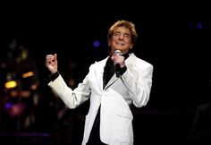 Barry Manilow Live on January 30, 2014!