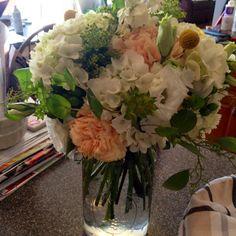 Oversized Mason Jar Arrangements Mason Jar Flower Arrangements, Mason Jar Flowers, Mason Jars, Big Day, Wedding Bouquets, Floral Wreath, Baby Shower, Wreaths, Rustic