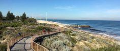 City Beach to Floreat Beach boardwalk