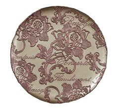 Bombay & Co, Inc.::TABLETOP::Dinnerware::Garden Party Charger