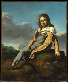 Théodore Gericault | Alfred Dedreux (1810–1860) as a Child | The Met