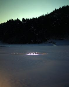 Why - Lee Joung for One and J. Gallery, 2010
