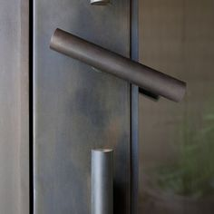 DUST - hardware (aka, the most fabulous door handle in the world)