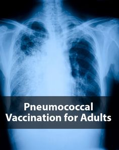 The CDC recommends the #pneumonia (or pneumococcal) #vaccine for everyone at age 65. But from age 19 on, anyone with #immune #system problems, #asthma, #kidney disease, and other issues should get the shot.