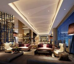 hotel reception This is our daily lobby design ideas Lobby Interior, Luxury Interior, Hotel Lounge, Hotel Pool, Hotel Suites, Lobby Lounge, Hotel Spa, Open Hotel, Hotel Lobby Design