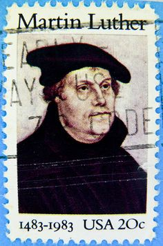 USA commemorative Martin Luther