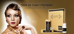 Permanente y tinte de pestañas Golden Argan Oil
