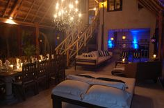 Vacation Home Rental, Tulum, Mexico, Mayan Riviera T Home, Tulum Mexico, Vacation Home Rentals, Perfect Place, Places To Go, Condo, Country, Night, Chic
