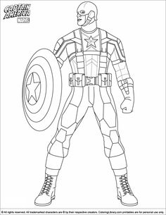 Marvel Coloring Pages for Kids. 20 Marvel Coloring Pages for Kids. Marvel Heroes Coloring Pages Coloring Pages & Captain America Coloring Pages, Avengers Coloring Pages, Superhero Coloring Pages, Lego Coloring Pages, Marvel Coloring, Dinosaur Coloring Pages, Cat Coloring Page, Coloring Pages To Print, Adult Coloring Pages