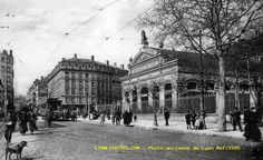 Le 6ème arrondissement - Cours Vitton et Brasserie du Parc