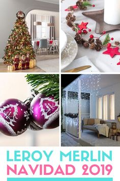 Navidad Leroy Merlin 2019 Pop Up, Christmas Bulbs, Holiday Decor, Home Decor, Gardens, Ikea Christmas, Light Decorations, Traditional Decor, Christmas Villages