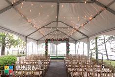 Dreamy tent wedding in Fort Eerie premiereventtent.ca