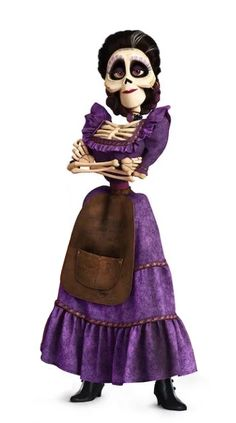 Imelda Rivera, Hector's wife from Coco Fall Halloween, Halloween Party, Halloween 2018, Halloween Costumes, Disney Pixar, Disney And Dreamworks, Disney Wiki, Disney And More, Disney Love