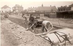 Worthing Road ? Family Life, Great Britain, Old Photos, 1950s, Worthing, Places, Dogs, Nifty, Outdoor