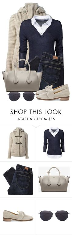 Untitled #1595 by gallant81 on Polyvore featuring ONLY, Bark, Paige Denim, Lucky Brand, Bally and Linda Farrow