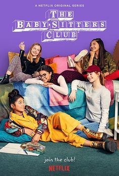 Watch the New Trailer for THE BABY-SITTERS CLUB Netflix Series
