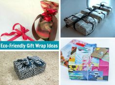 Go Green with Upcycled Gift Wrap Ideas - Craftfoxes