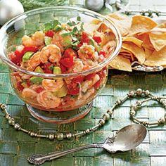 Cinco de Mayo Recipes: Mexican Shrimp Cocktail