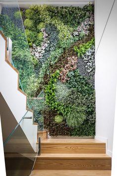 Vegetal Concept, Vertical Gardens, Create Space, Back To Nature, Artificial Plants, Plant Decor, Thesis, Future House, Exterior