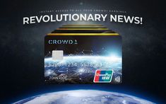 The REVOLUTIONARY Crowd1Cards will soon be here! As a Crowd1 member, you will be eligible for the Crowd1Card, giving you INSTANT ACCESS TO ALL YOUR Crowd1 EARNINGS through the compensation system.  We offer you safe, secure and easy access to your money!  CRYPTO The Crowd1 Card will be connected directly to your cryptocurrency wallet, ready for Bitcoin and Etherium. No need for difficult or cumbersome exchange procedures. The Crowd1 community is a diverse group of people with individual…