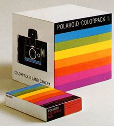 #popofcolor the polaroid colorpack II