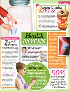 Health Notes - Live well