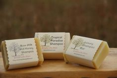 Why Use Natural Products - Shampoo Bars from Simple Life Mom