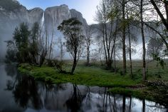Yosemite National Park... USA