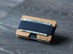 Slim wallet credit card holder men and women por ElephantWallet