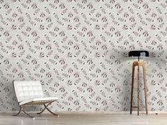 Design #Tapete Üppige Flora Pastell Flora, Cottage, Curtains, Design, Home Decor, Self Adhesive Wallpaper, Pastel, Wall Papers, Blinds