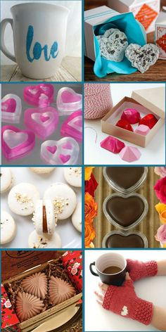 Unique and Creative Homemade DIY Valentine's Day Gift Ideas