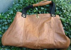 gkkreativ: Ledertasche Craft Ideas, Diy Crafts, Bags, Fashion, Scrappy Quilts, Upcycling Clothing, Leather Bag, Handbags, Moda