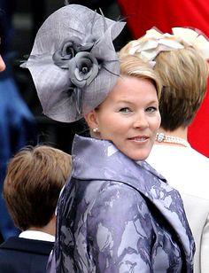 Autumn Phillips at the royal wedding