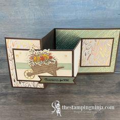 Stampers Showcase Blog Hop - July/December Mini Catalog