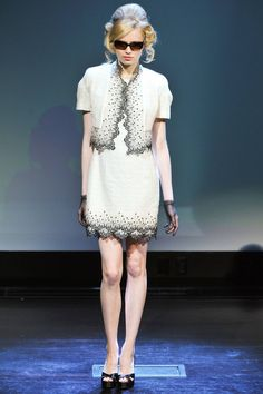 Douglas Hannant Spring 2013 RTW Collection - Fashion on TheCut