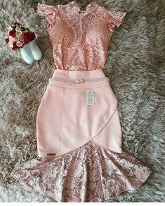 Cute Skirt Outfits, Cute Skirts, Pretty Outfits, Cheap Dresses, Nice Dresses, Casual Dresses, Fashion Dresses, Fashion And Beauty Tips, Polyvore Outfits