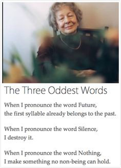 Three oddest words