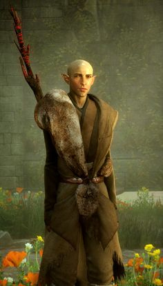 Solas, Dragon Age: Inquisition