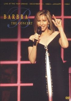 Barbra Streisand: The Concert - Live at the MGM Grand - December 31, 1993/January 1, 1994 [DVD] [1994]