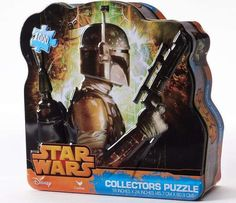 Star Wars - Boba Fett Collectors Puzzle