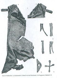 Quivers in Archery: Historical replication Forum   arrow bag/hip quiver from a Viking find dating to 850 A.D Hedeby find, leather