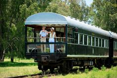 Sustainable African Safaris for the Conscious Traveler At the forefront of pioneering trips that evolve with our travelers and earth's best interests at heart, Ker & Downey® Africa present our top 5 sustainable African Safaris. Train Tour, By Train, Pretoria, Ernst Hemingway, Trains, Atlanta, Rail Train, Victoria Falls, Kyushu
