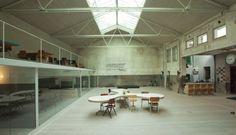 Hub Madrid by Ch+qs Architects