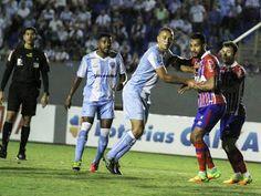 Blog Esportivo do Suíço:  Com gol polêmico, Londrina vence o Bahia em confronto direto e se consolida no G-4