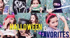 Halloween Favorites   Michelle Phan makeup tutorials
