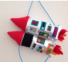 Handmade JetPack Toy Rocketship, Spaceship Astronaut Costume, Spaceman, dress up, space themed on Etsy, $50.00