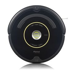 Roomba 650 Vacuum Cleaning Robot  Price: $399.99 The new iRobot Roomba 650 Vacuum Cleaning Robot vacuums your floors on schedule or at the push of a button. Using a patented, automatic three-stage cleaning system, Roomba vacuums your carpets, tile, laminate and hardwood floors for you.