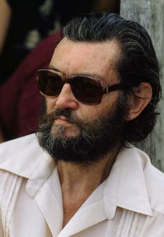 Cortazar. This dashing mofo wrote the most towering novel, Hopscotch, since Joyce's Ulysses.